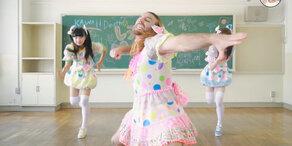Harter Metler trifft süßen Japan-Pop!