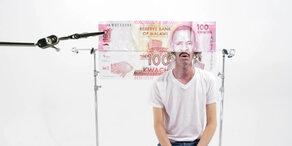 Singendes Geld - Geniales Video erobert Netz
