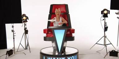 Christina Aguilera als Comedian