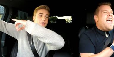 Bieber veräppelt sich selbst!