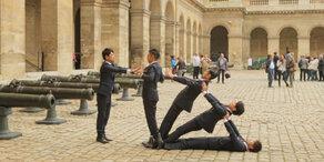 So irre ist diese japanische Tanzgruppe