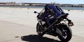 Einfach irre: Das Motorrad der Zukunft