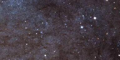 Unglaubliche Foto aus dem Weltall!