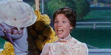 Mary Poppins singt Death Metal