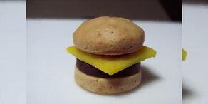 Kleinstes Fast Food Menü der Welt