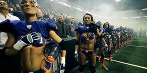 Lingerie Football ist Hit in den USA