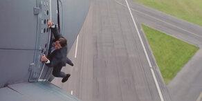 Tom Cruise: Irrster Stunt aller Zeiten!