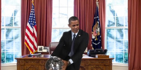 Barack Obama singt
