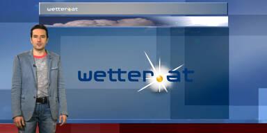 Das Wetter am Nachmittag: Zunächst Schneefall oder Regen, tagsüber etwas Sonne