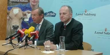 Landesrat Sepp Eisl verabschiedet sich aus der Politik