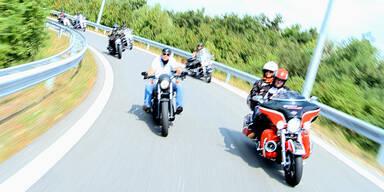 Harley-Davidson Charity-Tour 2013