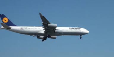 Lufthansa-Streik: 150 Wien-Flüge betroffen