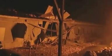 Nach Raketenbeschuss: Israels Militär alarmiert