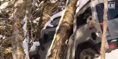 Geissens: Das Unfall-Protokoll