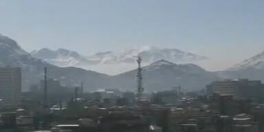 Kälteeinbruch in Afganistan