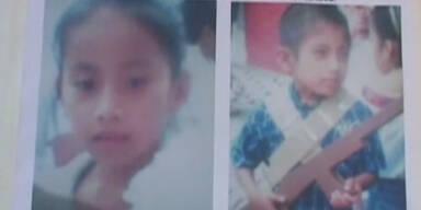 Vier Kinder grausam ermordet aufgefunden