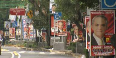 Präsidenschaftswahl: Machtwechsel in Mexiko
