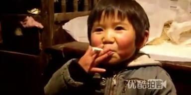 Kind raucht seit seinem 3. Lebensjahr Kette