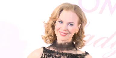 Nicole Kidman für Omega in Wien