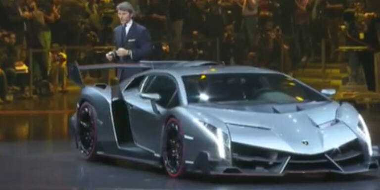 Lamborghini Veneno für $4.5 Million zu haben