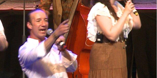 Wiener Musiker Michael Seida feiert das Leben