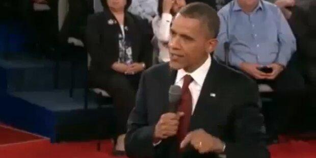 TV-Wahlkampf: Obama schafft Comeback