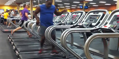 Fitness mal anders: Tanzen am Laufband
