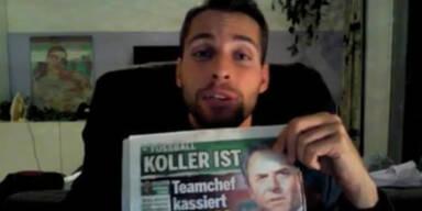 """Chris Late Night"" über Marcel Koller"