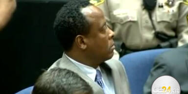 Jackson-Arzt wurde schuldig gesprochen