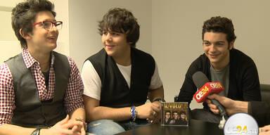 Il Volo im Interview mit oe24.at
