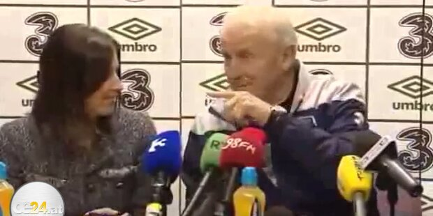 Kult-Rede Trapattoni: