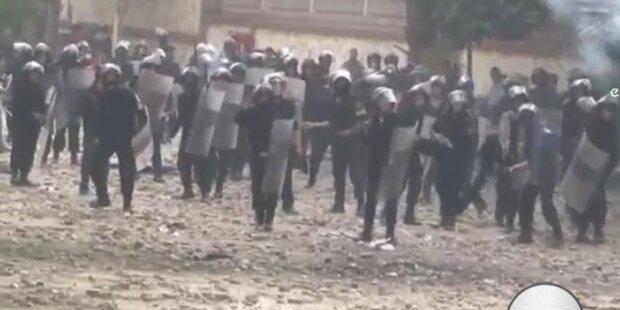 Ägypten: Blutige Proteste gehen weiter