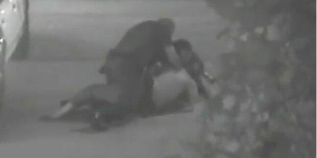 Polizisten töten Obdachlosen mit Taser