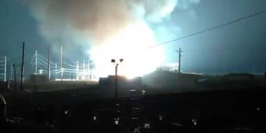 USA: Zwischenfall bei Kraftwerk  in Wyoming