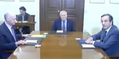 Griechen-Premier gibt endgültig auf
