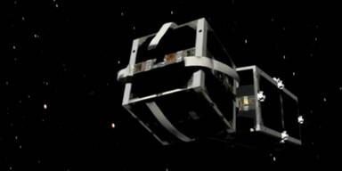 Putz-Satellit soll Weltall von Müll befreien