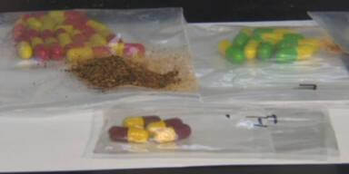 Pillen aus Babyleichen entdeckt