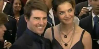 Tom Cruise und Katie im Sorgerechtsstreit