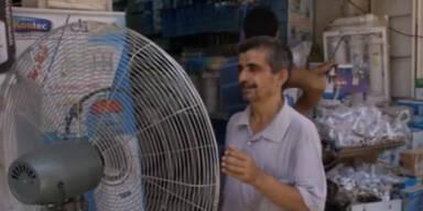 Zu heiß: Irak gibt Bürgern hitzefrei