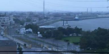 Louisiana: 750.000 Menschen ohne Strom