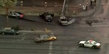 Schießerei in Las Vegas: Drei Tote