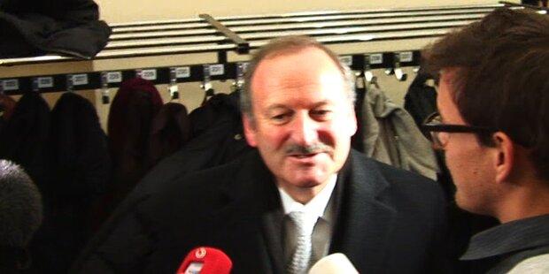 Ex-Vizekanzler Gorbach wird heute befragt