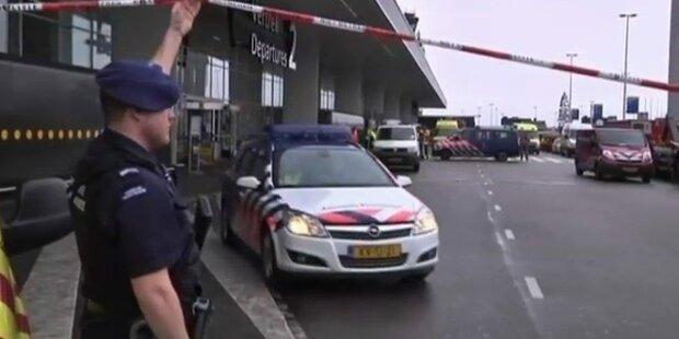 Flughafen in Amsterdam evakuiert