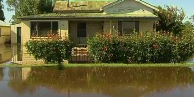 Weiter Hochwasser in Australien