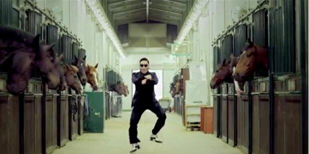 Weltuntergang: Psy als apokalyptischer Reiter