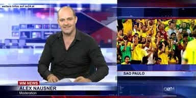 WM News: Brasilien - Kroatien 2