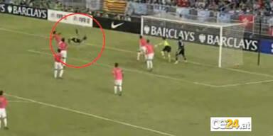 Chelseas Benayoun knockt sich selber aus