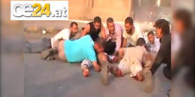 Massaker in Hama: mindestens 100 Tote