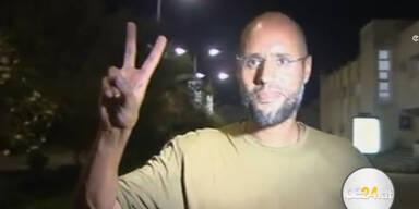 Gefasst! - Gaddafis Lieblings-Sohn festgenommen