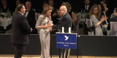 Ehrenpreis für Angelina Jolies Regiedebüt